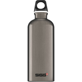Sigg Traveller Drinking Bottle 600ml, smoked pearl
